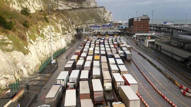 Brexit-Folgen belasten kleine britische Exporteure