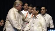 Zu Besuch bei Duterte