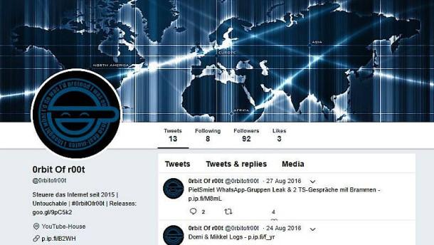 """Neue Erkenntnisse über Politiker-Hacker """"Orbit"""""""