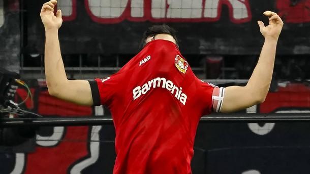 """Leverkusener und die """"Katastrophe"""""""