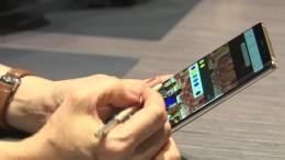 Smartphones fürs Depot