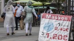 Keine Corona-Neuinfektionen in Offenbach gemeldet