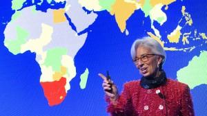 IWF warnt vor Schaden für die Weltwirtschaft