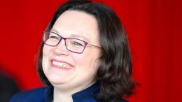 SPD-Spitze wirbt um Vertrauen im Osten