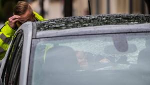 Ein Verletzter und mehrere Festnahmen nach Schüssen in Rüsselsheim