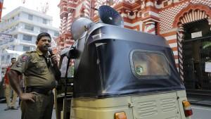 Sri Lanka will Sicherheitsapparat umbauen