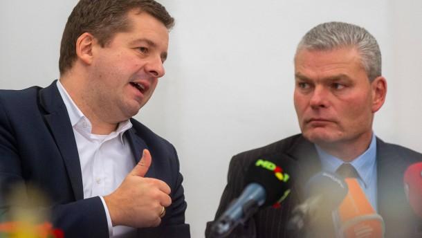 Sachsens-Anhalts CDU knüpft Möritz-Verbleib an enge Bedingungen
