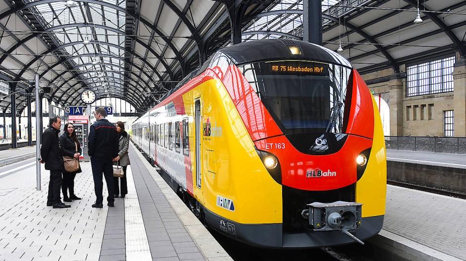 Landeseigenes Verkehrsunternehmen: Die Hessische Landesbahn