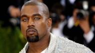 """""""Ihm geht es gut"""", soll ein Bekannter von Kanye West gesagt haben."""
