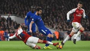 Turbulentes Unentschieden im London-Derby