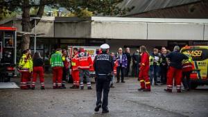 Schülerin löste Gasalarm an Schule mit 41 Verletzten aus
