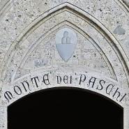 Zentrale der Banca Mente dei Paschi in Siena