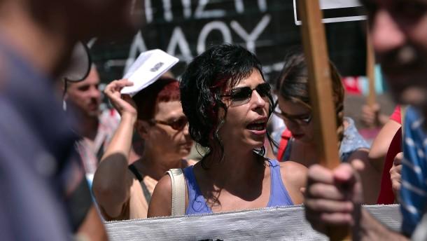 """""""Die Brüche innerhalb Syrizas sind tiefer als gedacht"""""""