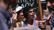 Die Brüche innerhalb Syrizas sind tiefer als gedacht
