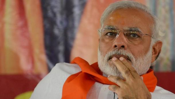 Indien, Land ohne Führung