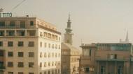 Aufblühende Metropole: Zagreb im Jahr 1956