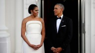 Die Liebesgeschichte der Obamas kommt ins Kino