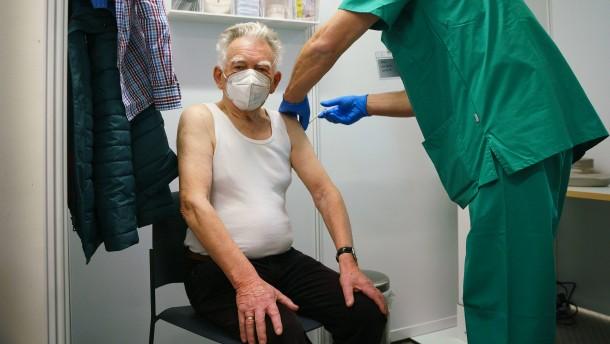 Impfen statt schimpfen