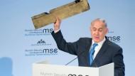"""Testet nicht Israels Entschlossenheit"""
