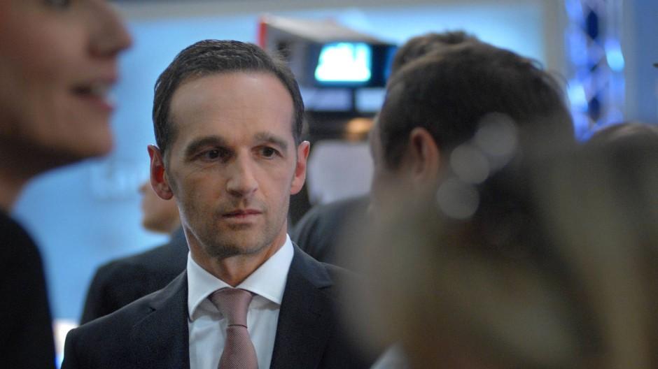 Heiko Maas wollte Ministerpräsident werden; dieses Ziel hat er deutlich verfehlt.