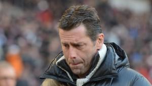 Hertha entlässt Skibbe - Fans stürmen Gelände