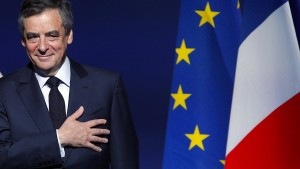 """Fillons Parteikollegen wollen ihm """"respektvollen"""" Abgang anbieten"""