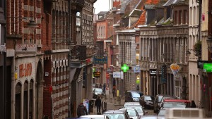 Wallonien gegen den Rest Europas