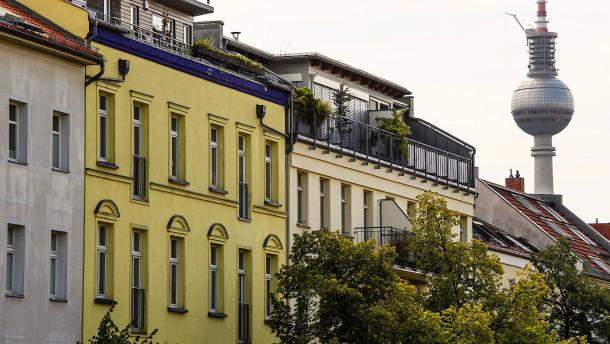 Kritik an geplanter Mietgrenze in Berlin