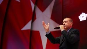 Erdogan schließt Auslieferung von Deniz Yücel aus