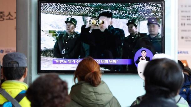 Nordkorea zieht Arbeiter aus Kaesong ab