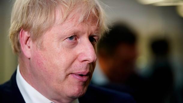 Unternehmerin fühlt sich von Boris Johnson gedemütigt