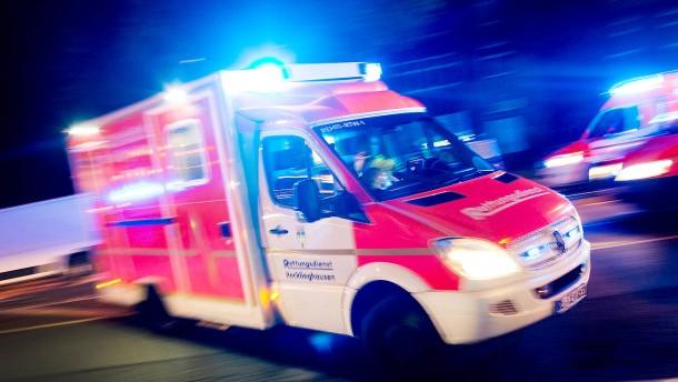 Zwei Unfälle mit drei Schwerverletzten