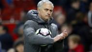 Mourinho wünscht sich Hilfe
