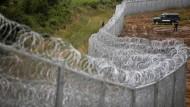 Bulgarien kämpft gegen Flüchtlingswelle