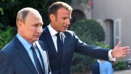 Frankreich kündigt Wiederaufnahme der Gespräche an