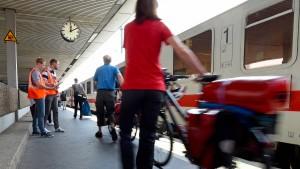 Wie die Bahn Radfahrer verprellt
