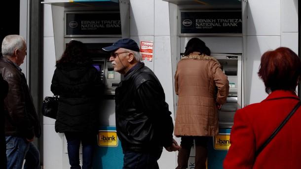 Griechenlands Banken – ein Fass ohne Boden