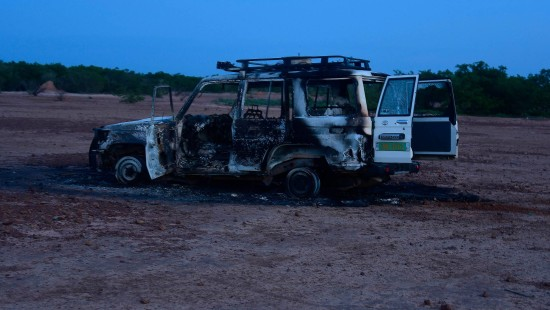 Anschlag auf Französische Touristen im Niger