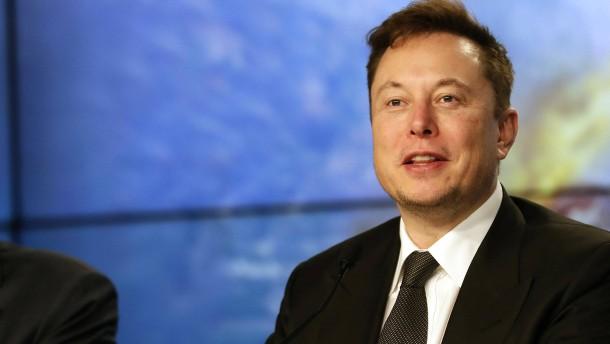 Elon Musk ist um 700 Millionen Euro reicher