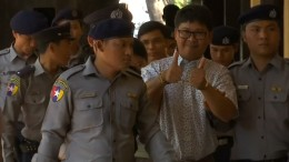 Reuters-Reporter wurden in Falle gelockt