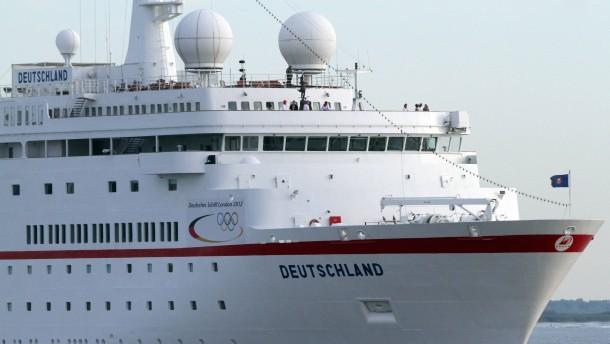 Dem Traumschiff schlägt rauher Wind entgegen