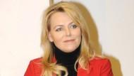 Eva Herman beim Landesarbeitsgericht in Hamburg (Archivbild von 2009)