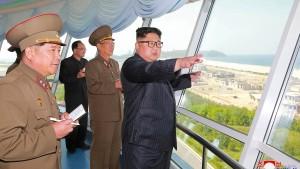 Machtwechsel auf Nordkoreanisch