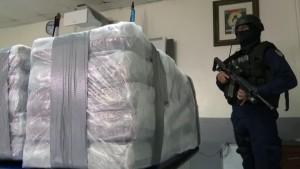 1000 Kilo Kokain sichergestellt