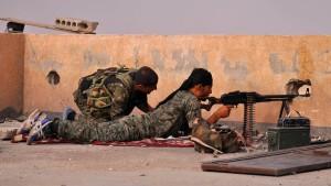 Syrischer Kurdenführer kritisiert den Westen