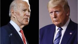 Versöhner Biden tritt gegen Trump an