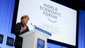 Merkel warnt vor Überlastung Deutschlands