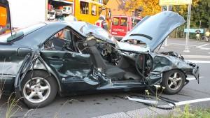 Kleinkind nach Unfall mit Fahrerflucht gestorben