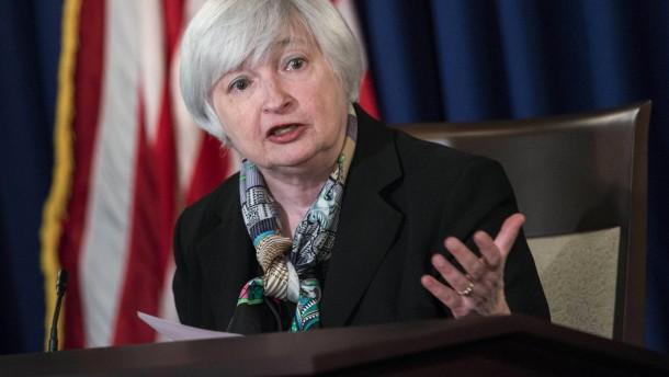 Fed erhöht Druck auf Auslandsbanken