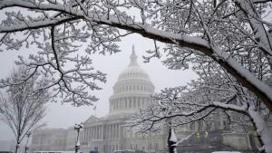Kongress einigt sich auf Bundeshaushalt
